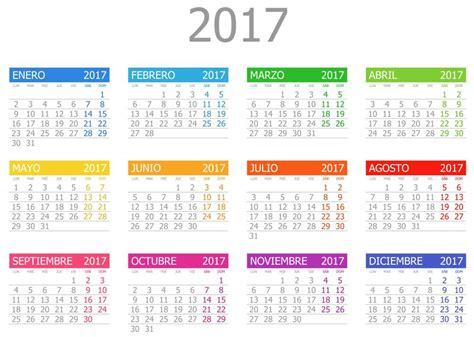 Calendario Festivos Madrid 2017 Calendario Laboral 2017 Festivos En Espa 241 A Y Por Comunidades