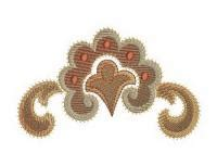 yarn couching embroidery designs yarn couching