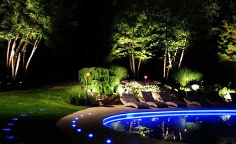 Electric Landscape Lighting Landscape Lighting Omilian Electric