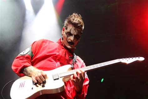 slipknot s jim root played bass for part of new disc