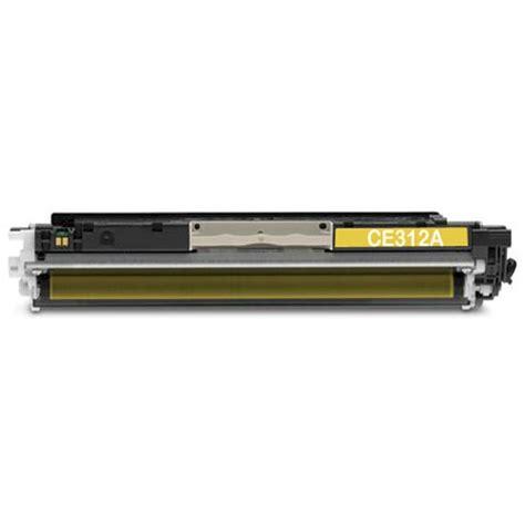 Toner Hp 126a Yellow ce312a hp cp1025nw toner 126a hp 126a toner yellow