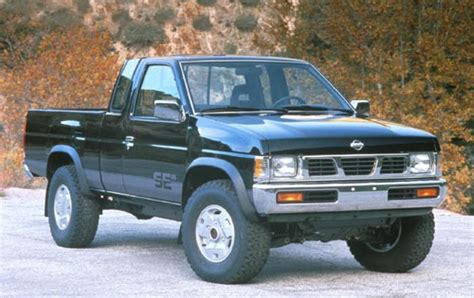 nissan truck 90s nissan frontier cars of the 90s wiki fandom