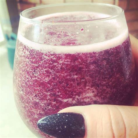 Detox Frozen by Frozen Blueberries Water Arbonne Citrus Fizz Stick