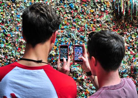 ate gum secrets of the gum wall eat it kuow news and information