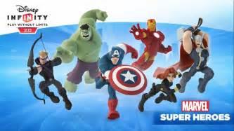 Marvel Disney Infinity Characters Disney Infinity 2 0 Marvel Heroes Look