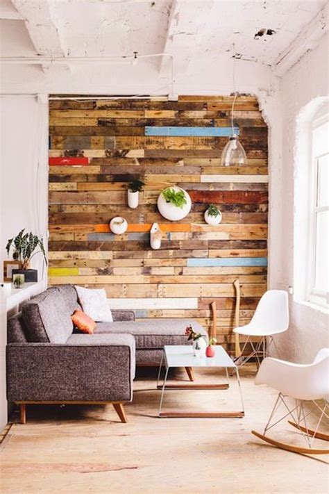 repurposed wood wall add design texture with reclaimed wood walls ls plus