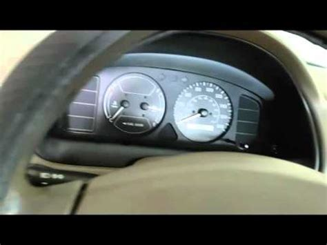 Toyota Corolla Instrument Panel Lights How To Replace Instrument Cluster Lights Bulbs 2001