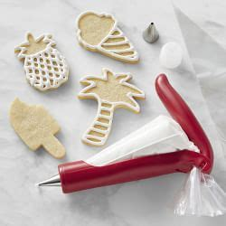 Nordicware E Z Cake Deco Maker Pen Alat Penghias Kue Tart Ulang Tahun cake decorating tools williams sonoma