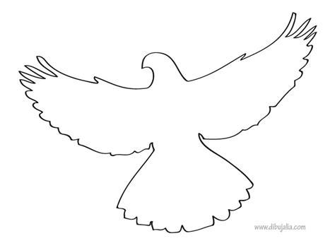 dibujos para colorear de la paloma del espiritu santo plantilla paloma paz dibujalia dibujos para colorear