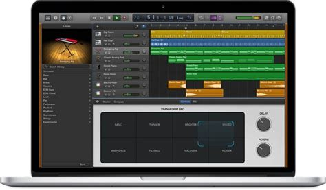 house music garageband apple updates garageband for mac with new electronic hip hop synths and drummers mac