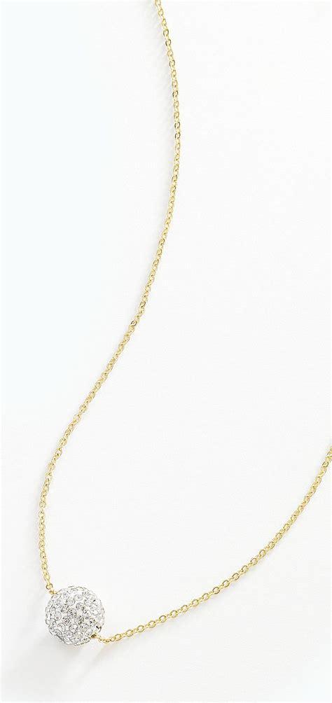 cadenas de oro para mujer con dije de corazon cadena en 4 ba 241 os de oro de 18 kl con dije de esfera