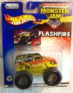 Jam Trucks Wheels List Wheels Jam Truck Retired Flashfire 33 Ebay