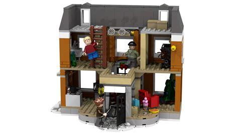 Printer Stand Ideas Lego Ideas Home Alone Kevin S Mad House Fiasco