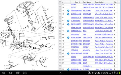 ford 4610 parts diagram 3910 ford tractor parts diagrams wiring diagram with