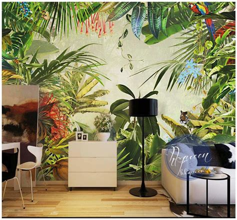 rainforest wall mural compare prices on tropical wall murals shopping