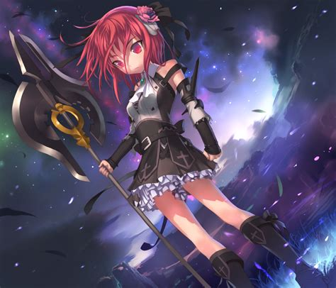 anime punk girl wallpaper anime images anime goth girl hd wallpaper and
