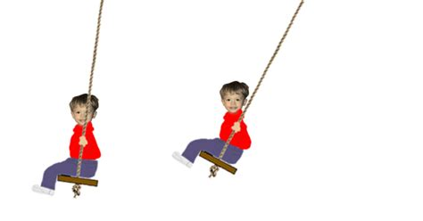 animate swing the pendulum of life