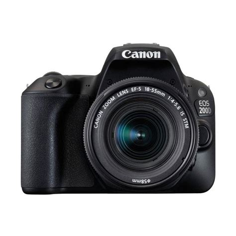 Memory Kamera Canon 16gb Jual Canon Eos 200d Kit Ef S 18 55mm Is Stm Dslr Free
