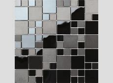 Mosaic Tile Collection by Dream Tiles - Architectural and ... Nero Tile