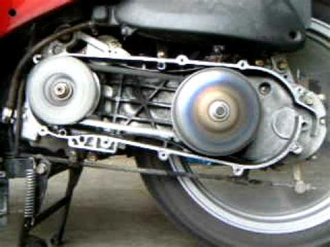 V Belt Vbelt Fan Belt Kawahara Racing Yamaha Mio Nouvo Fino 50cc 49cc scooter performance clutch and variator install