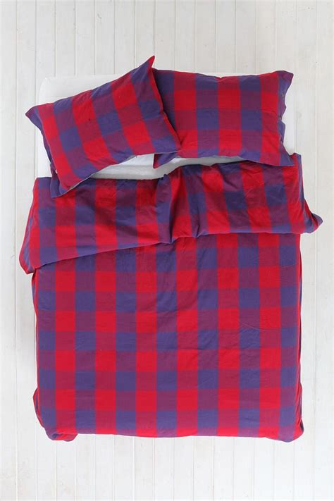 ll bean comforter cover 17 best images about red plaid checks on pinterest the