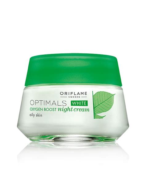 Optimals Skincare By Orifalame oriflame optimals white oxygen boost skin