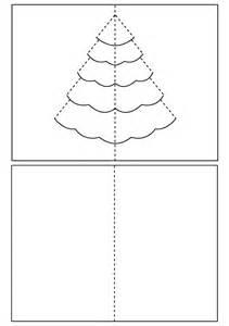 arbol navidad plantilla felicita la navidad con esta tarjeta de 225 rbol en 3d
