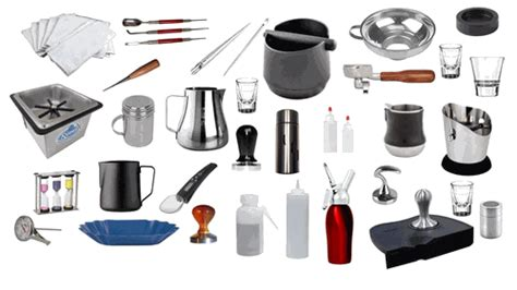 barista supplies for your coffee shop