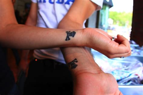 joint tattoo for couples tattoos designs pictures matching tattoos