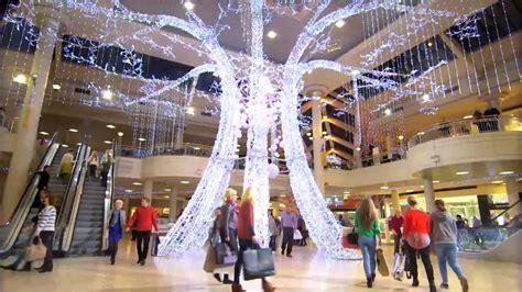 hudson lights shopping center intu metrocentre s spectacular decorations