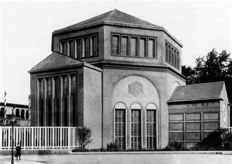 Pavillon Oldenburg by De Deutscher Werkbund Behrens Aeg Pavilion German