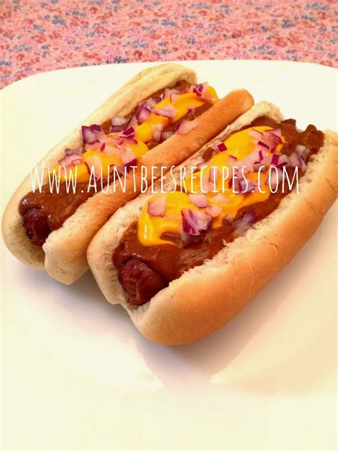 crock pot dogs crockpot chili cheese dogs bee s recipes