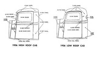 Chevrolet Truck Parts Diagram 1938 Chevy Truck Cabs For Sale Autos Post