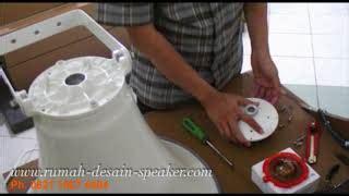 Speaker Toa Corong 50 Watt by Jual Toa Horn Speaker Zh 652m 50 Watt Di Lapak Rumah