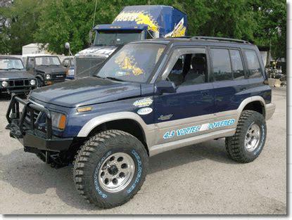 Suzuki Conversions Suzuki Tracker Gif