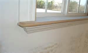 window sill interior exterior window molding treatment photos studio
