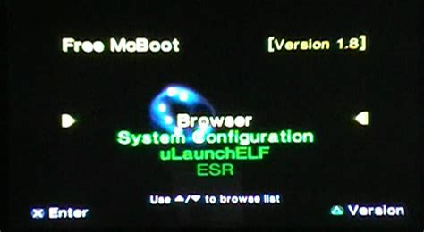 Mc Ps2 8 Mb Murah Bngetzzzzz hdtv ps2 free mc boot 1 8 menu review