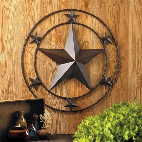 lone star home decor lone star metal wall plaque 10017000 buffalo trader online