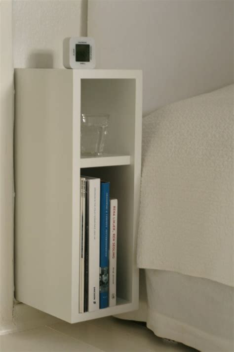 skinny bedside table 25 best ideas about narrow bedside cabinets on pinterest