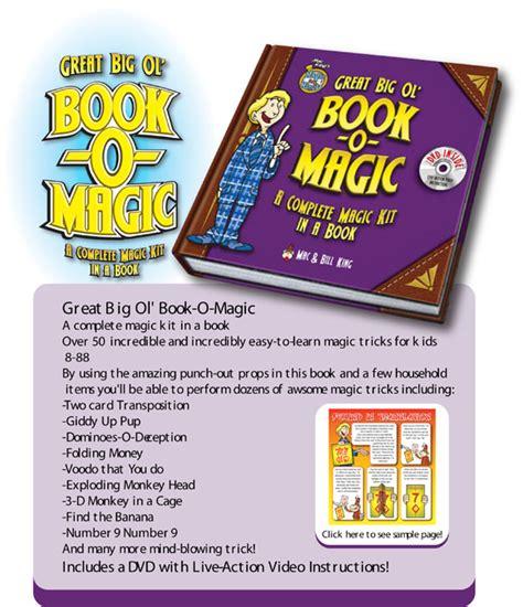 the unkillable o a novel books the great big ol book o magic
