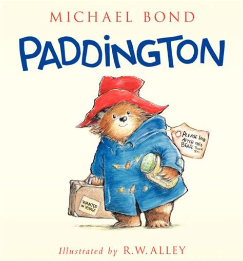 libro paddington bear all day paddington by michael bond r w alley hardcover