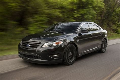 2013 Ford Taurus Hp by This Is What A 550 Hp Taurus Looks Like