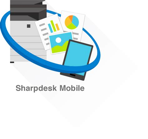 Sharp Desk Sharpdesk Mobile Ios Android Sharp Applications