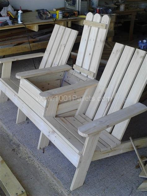 adirondack chairs made out of pallets adirondack chair from pallets pallet chair
