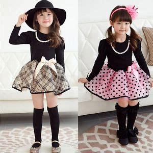 Dr Kid Hitam baby princess polka dot plaid sleeve