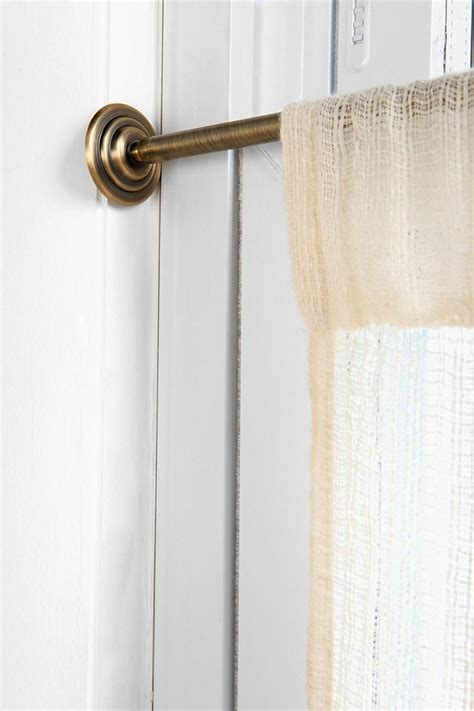 tension rod for curtains tension curtain rod dream home pinterest