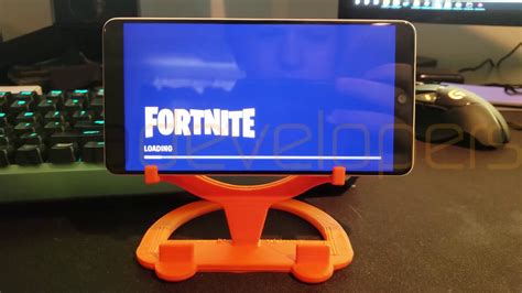 fortnite mobile android youtube