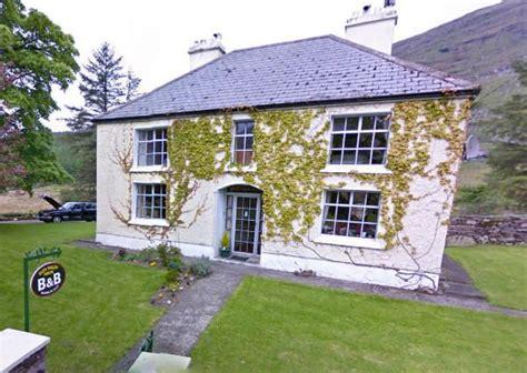 ireland bed and breakfast glen valley farm bed breakfast connemara co galway