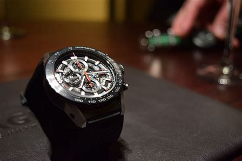 Tag Heuer Skeleton Leather Rbgn 03 baselworld 2015 introducing the skeletonized tag