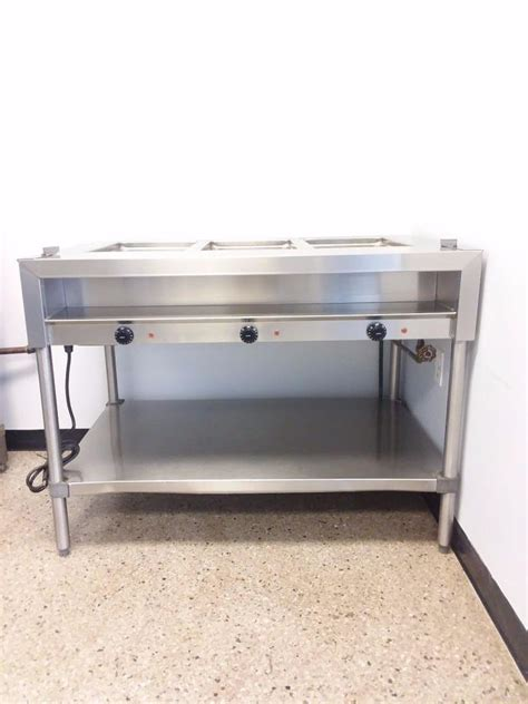 steam table for sale 5 electric steam table for sale classifieds